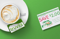 Try Truvia Feature