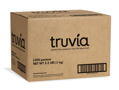 02074 Truvia 1g SHPR 1000packet