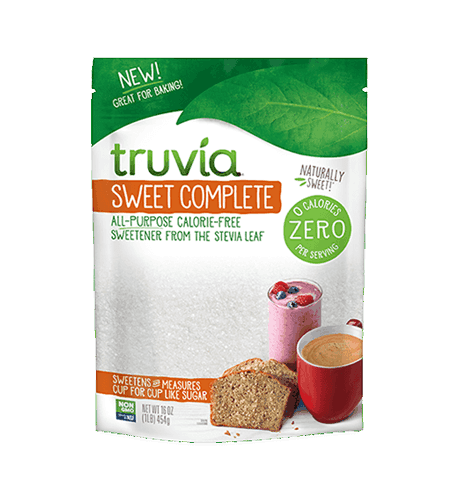 Truvia Sweet Complete All-Purpose Sweetener
