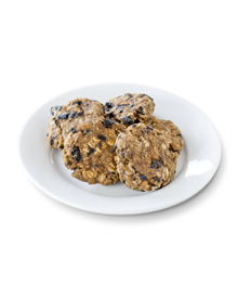 Cherry Oatmeal Cookies Results