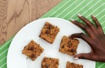 Chickpea Blondies Recipe