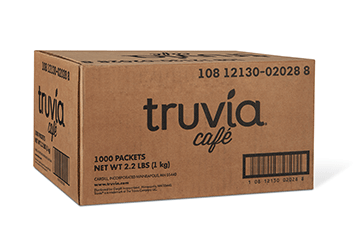 Box of 100 Truvia Natural Sweetener Packets