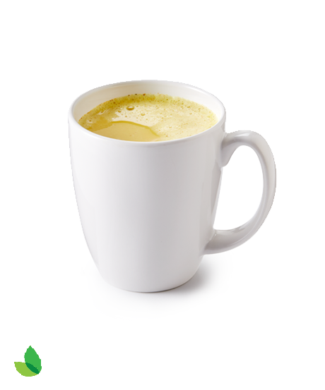 Golden Milk Latte Recipe Hero