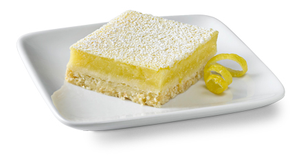 HCP Diabetes lemon cake