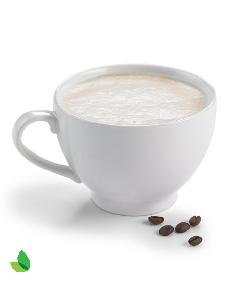 Salted Caramel Latte With Truvía® Natural Sweetener