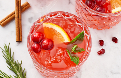Mocktail Recipe Featured