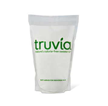 Bag of Truvia Liquid Sweetener