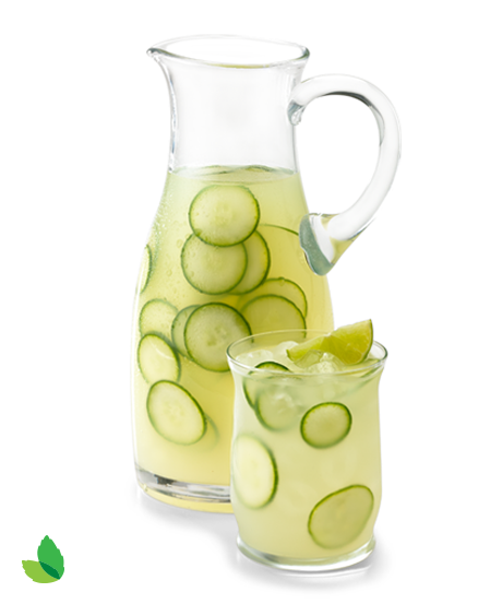 Cucumber Ginger Lemonade Recipe