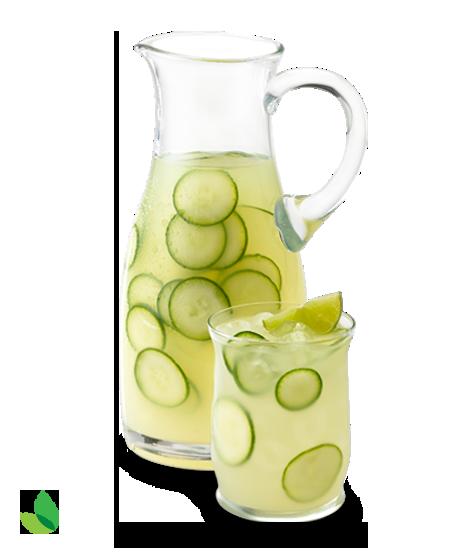 Cucumber Ginger Lemonade Recipe