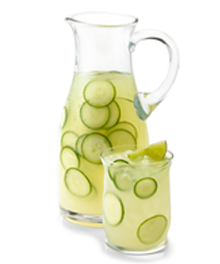 Recipe Results Cucumber Lemonade