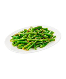 Spicy Green Beans Results