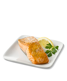 Glazed Salmon Jan