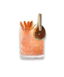 Recipe bloodorange old fashioned small