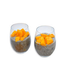 Recipe chia con mango y coco small