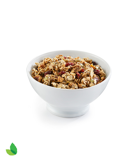Recipe super Seed Granola main