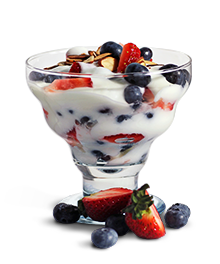 results Yogurt Berry Parfait 3