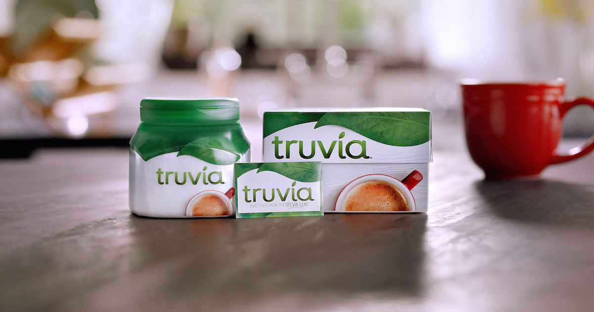 Free Truvia® Natural Sweetener Sample
