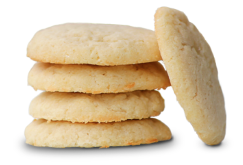 Sugarless cookies small